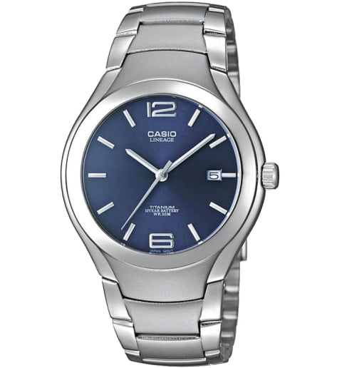 Часы Casio Lineage LIN-169-2A в титановом корпусе