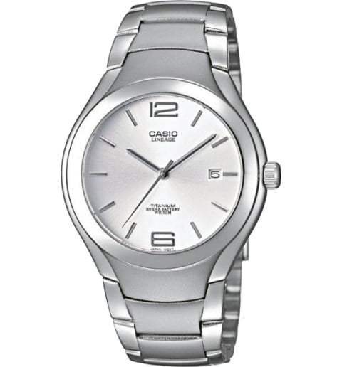 Часы Casio Lineage LIN-169-7A в титановом корпусе