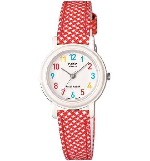 Дешевые часы Casio Collection LQ-139LB-4B