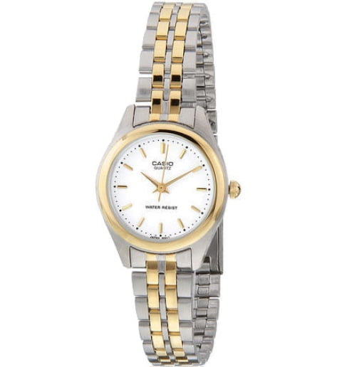 Дешевые часы Casio Collection LTP-1129G-7A
