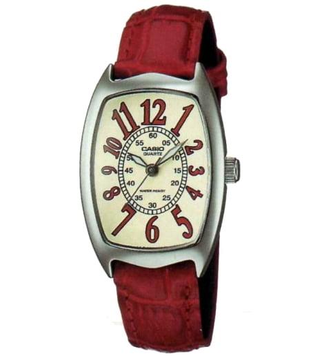 Дешевые часы Casio Collection LTP-1208E-9B2