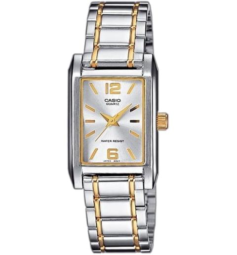 Дешевые часы Casio Collection LTP-1235PSG-7A