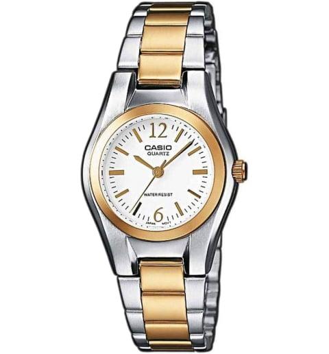 Дешевые часы Casio Collection LTP-1280PSG-7A