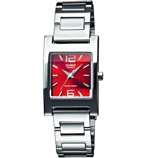 Дешевые часы Casio Collection LTP-1283PD-4A2