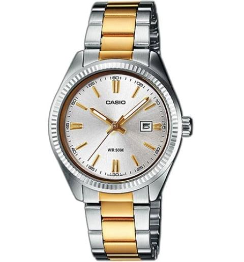 Дешевые часы Casio Collection LTP-1302SG-7A