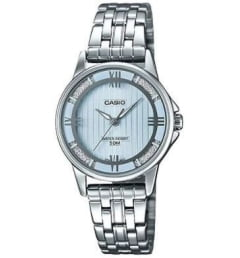 Женские Casio Collection LTP-1391D-2A2 с римскими цифрами