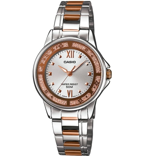 Дешевые часы Casio Collection LTP-1391RG-7A