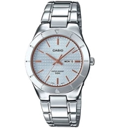 Женские Casio Collection LTP-1410D-2A с римскими цифрами