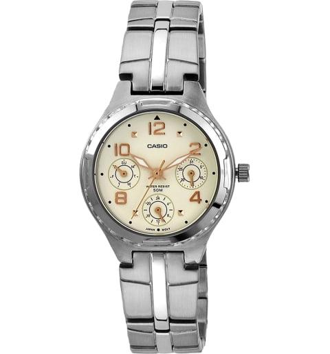 Дешевые часы Casio Collection LTP-2064A-7A3