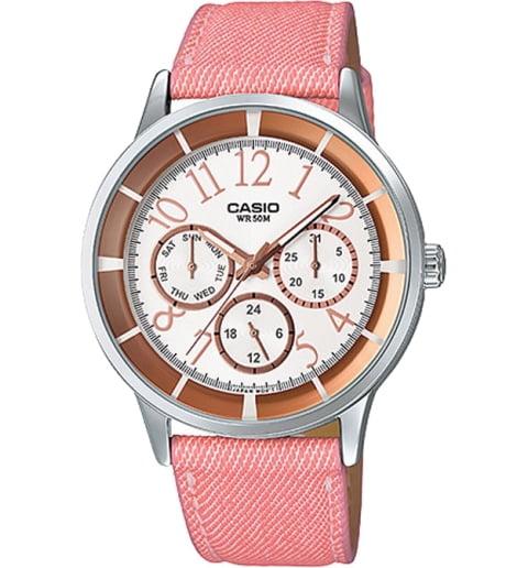 Дешевые часы Casio Collection LTP-2084LB-7B