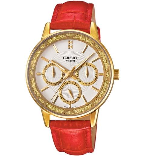 Дешевые часы Casio Collection LTP-2087GL-4A
