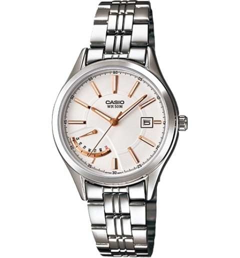 Дешевые часы Casio Collection LTP-E102D-7A