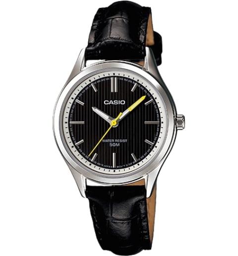 Дешевые часы Casio Collection LTP-E104L-1A