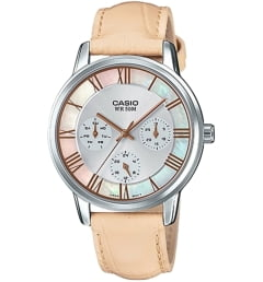 Женские Casio Collection LTP-E315L-7A с римскими цифрами