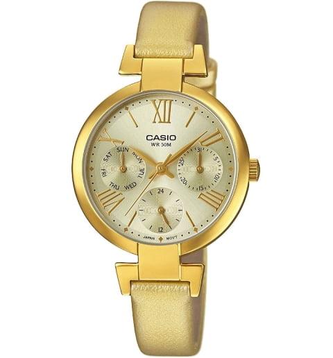 Дешевые часы Casio Collection LTP-E404GL-9A