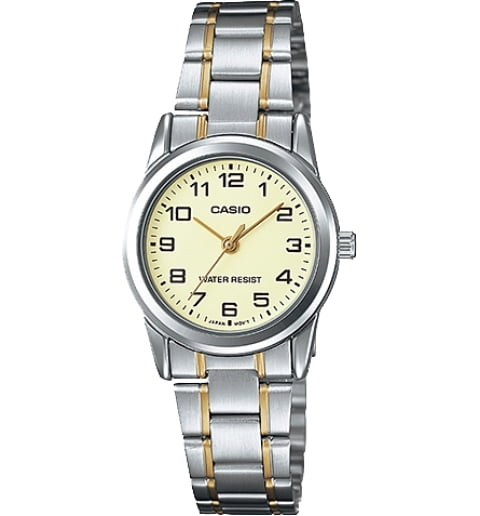 Дешевые часы Casio Collection LTP-V001SG-9B