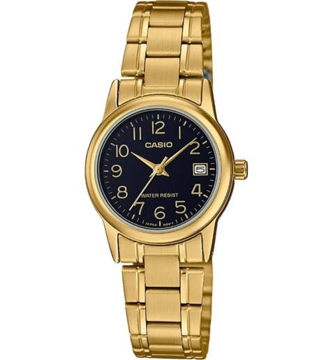 Дешевые часы Casio Collection LTP-V002G-1B