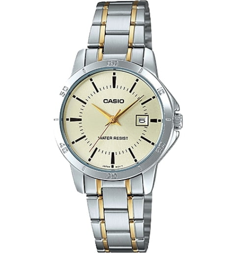 Дешевые часы Casio Collection LTP-V004SG-9A