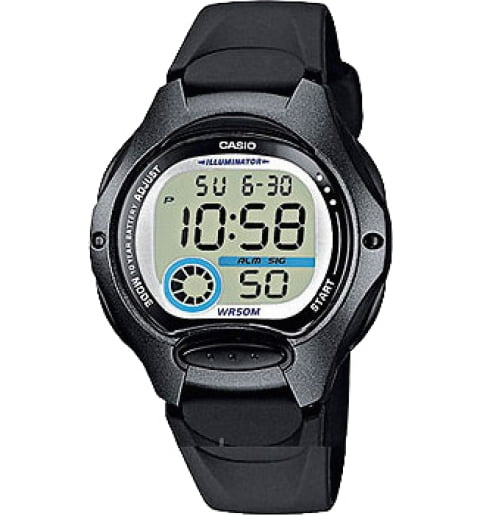 Casio Collection LW-200-1B