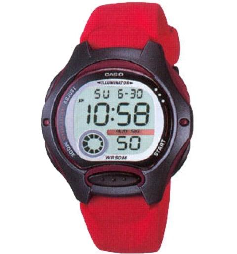 Дешевые часы Casio Collection LW-200-4A