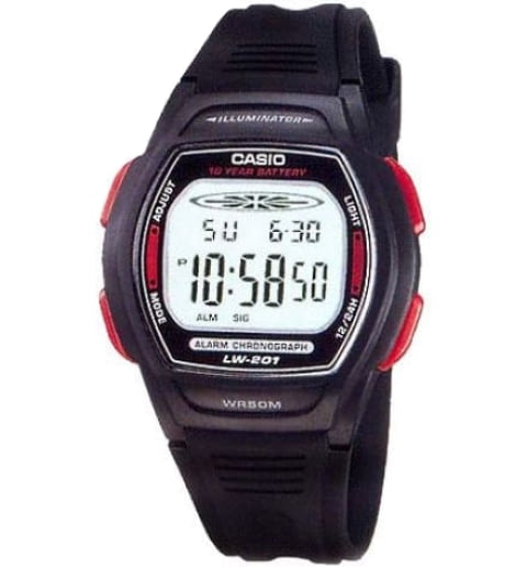Casio Collection LW-201-4A