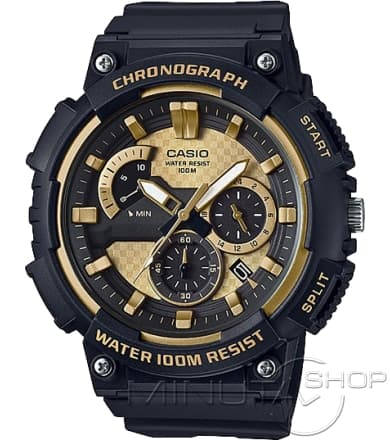 Casio Collection MCW-200H-9A