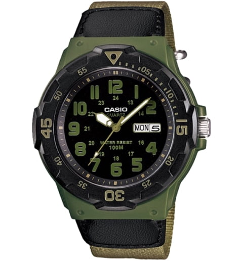 Дешевые часы Casio Collection MRW-200HB-3B