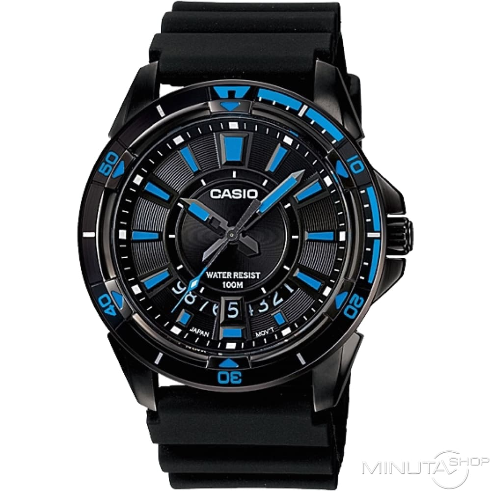 Водозащита в часах Casio: water resist, water resist 50