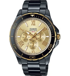 Casio Collection MTD-1075BK-9A