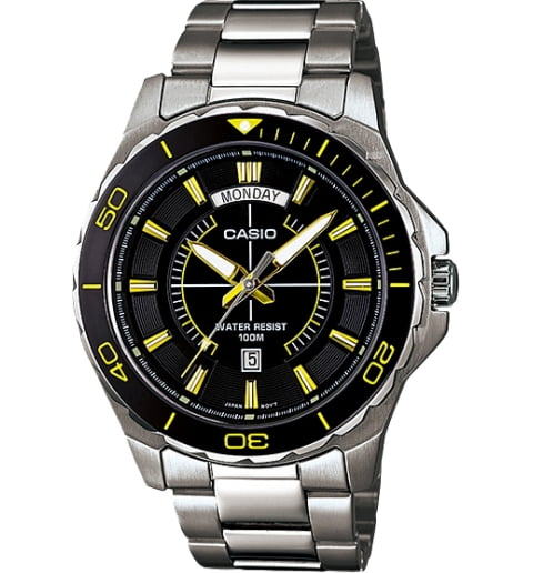 Дешевые часы Casio Collection MTD-1076D-1A9
