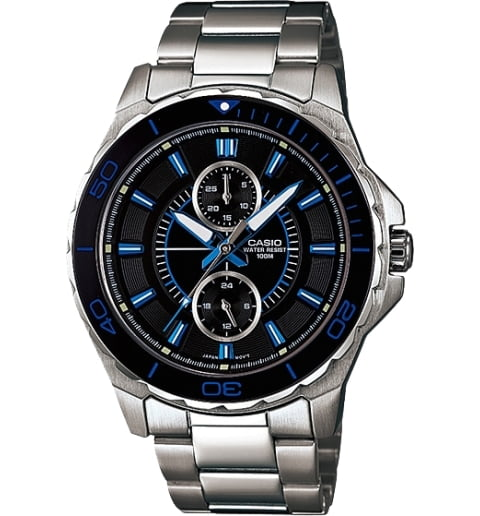 Casio Collection MTD-1077D-1A1