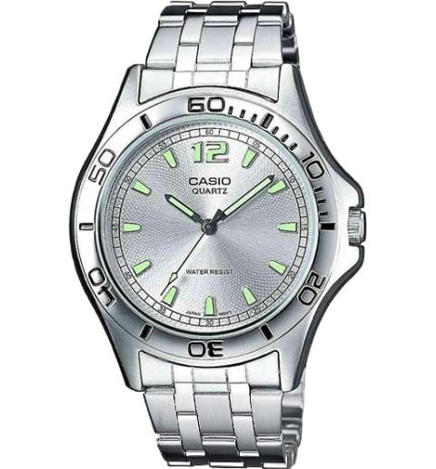 Дешевые часы Casio Collection MTP-1258PD-7A