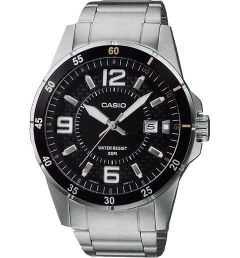 Дешевые часы Casio Collection MTP-1291D-1A2