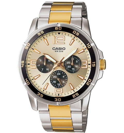 Casio Collection MTP-1299SG-9A