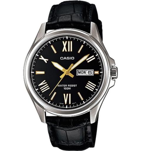 Дешевые часы Casio Collection MTP-1377L-1A