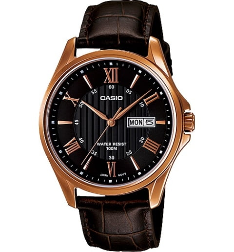 Дешевые часы Casio Collection MTP-1384L-1A
