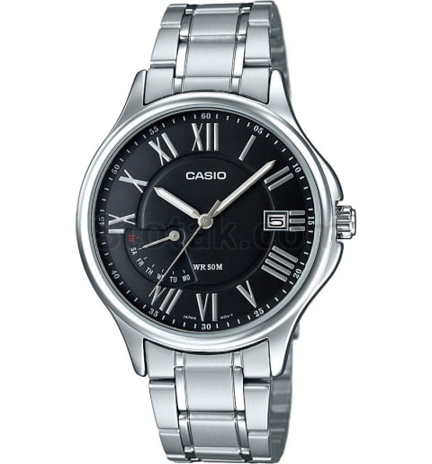 Дешевые часы Casio Collection MTP-E116D-1A