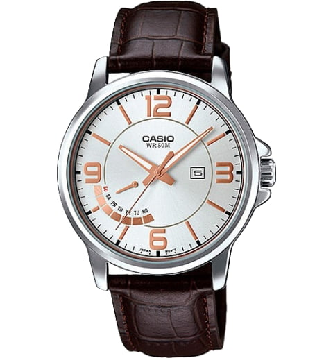 Casio Collection MTP-E124L-7A