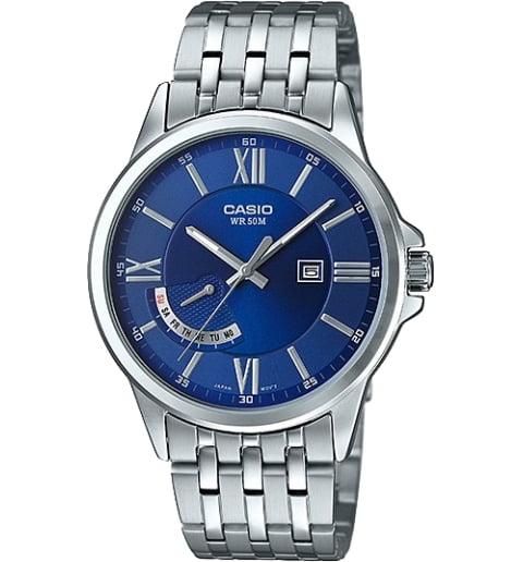 Дешевые часы Casio Collection MTP-E125D-2A
