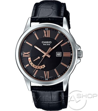 Casio Collection MTP-E125L-1A