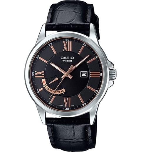 Дешевые часы Casio Collection MTP-E125L-1A