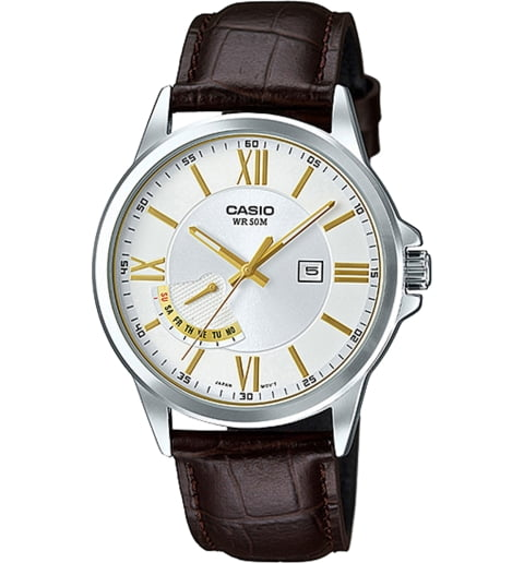 Casio Collection MTP-E125L-7A
