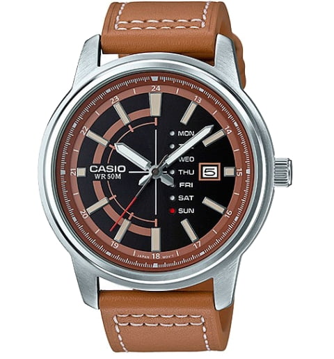 Casio Collection MTP-E128L-5A