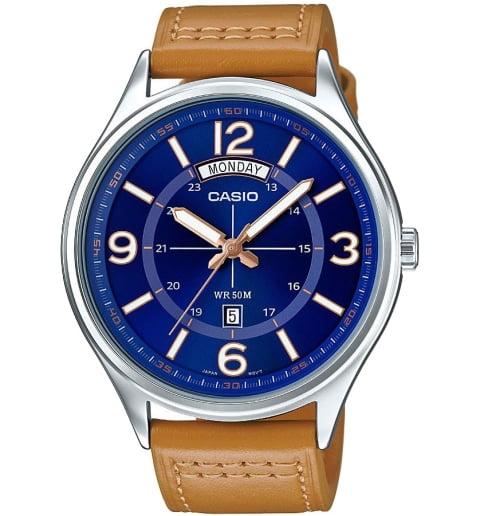 Casio Collection MTP-E129L-2B2