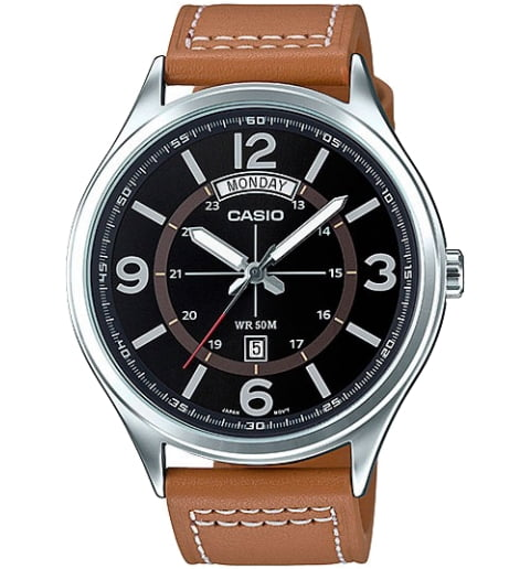 Casio Collection MTP-E129L-5A