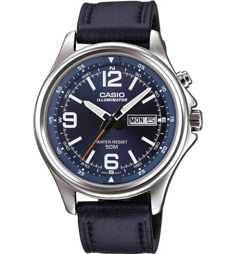 Дешевые часы Casio Collection MTP-E201L-2B