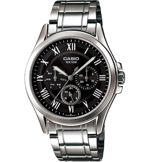 Casio Collection MTP-E301D-1B