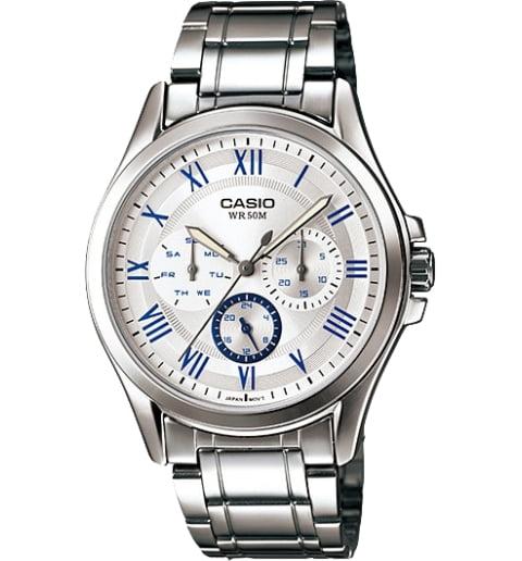 Дешевые часы Casio Collection MTP-E301D-7B2