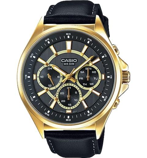 Дешевые часы Casio Collection MTP-E303GL-1A