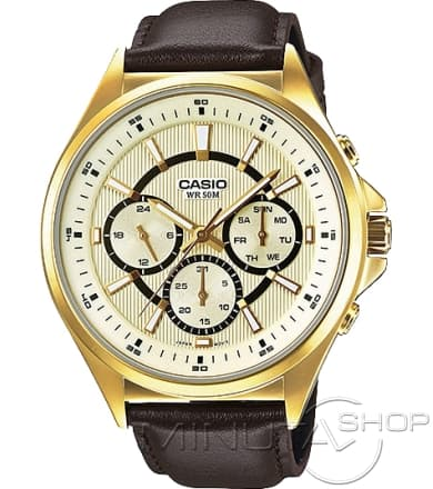 Casio Collection MTP-E303GL-9A